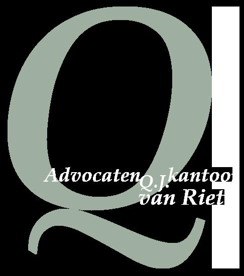 logo q van riet advocaten